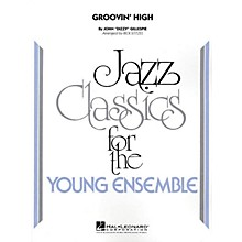 Hal Leonard Groovin' High Jazz Band Level 3 Arranged by Rick Stitzel