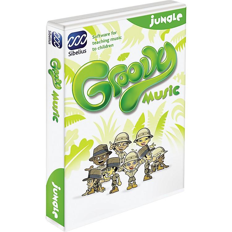 SibeliusGroovy Jungle Music Education Software