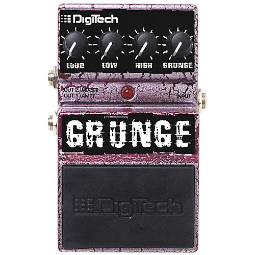digitech grunge distortion guitar effects pedal musician 39 s friend