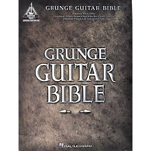 Hal Leonard Grunge Guitar Bible Tab Songbook