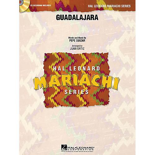 Hal Leonard Guadalajara Concert Band Level 4 Arranged by Juan Ortiz-thumbnail