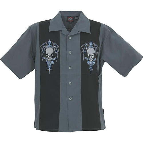 Dragonfly Clothing Company Guardian Embroidered Work Shirt