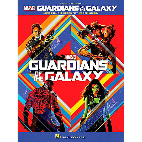 Hal Leonard Guardians Of The Galaxy - Music From The Motion Picture Soundtrack Piano/Vocal/Guitar-thumbnail