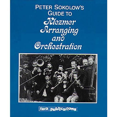 Hal Leonard Guide Klezmer Arr & Orchestra Tara Books Series-thumbnail