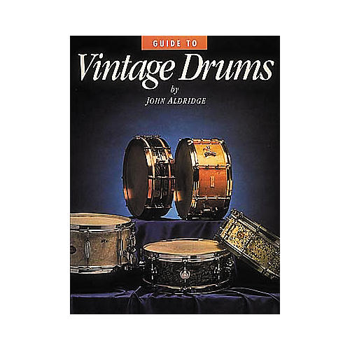 Centerstream Publishing Guide to Vintage Drums-thumbnail