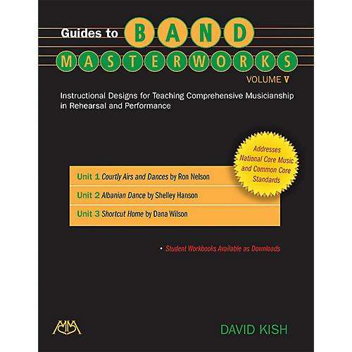 Meredith Music Guides to Band Masterworks - Volume V Concert Band-thumbnail