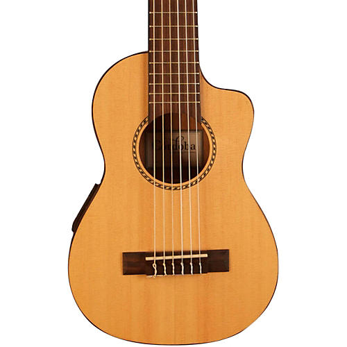 Cordoba Guilele CE 6-String Acoustic Electric Ukulele Natural