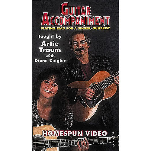 Homespun Guitar Accompaniment (VHS)