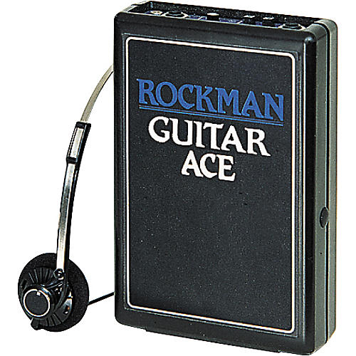 rockman guitar ace headphone amp musician 39 s friend. Black Bedroom Furniture Sets. Home Design Ideas