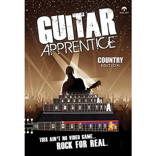 Hal Leonard Guitar Apprentice - Country (DVD)