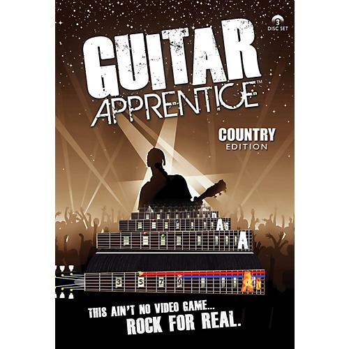 Hal Leonard Guitar Apprentice - Country (DVD)