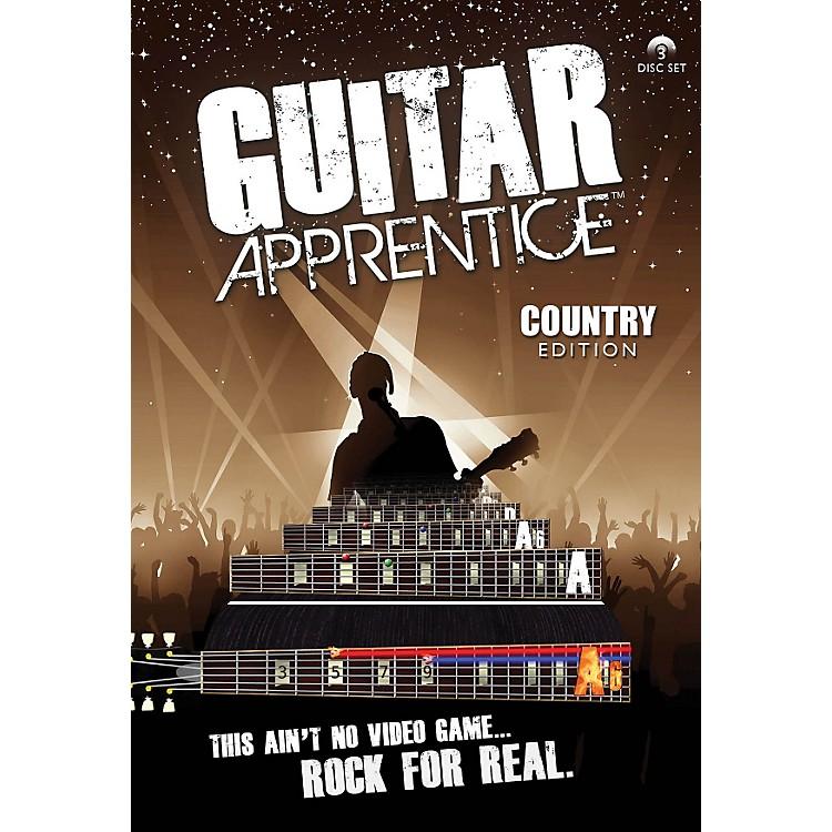 Hal LeonardGuitar Apprentice - Country (DVD)