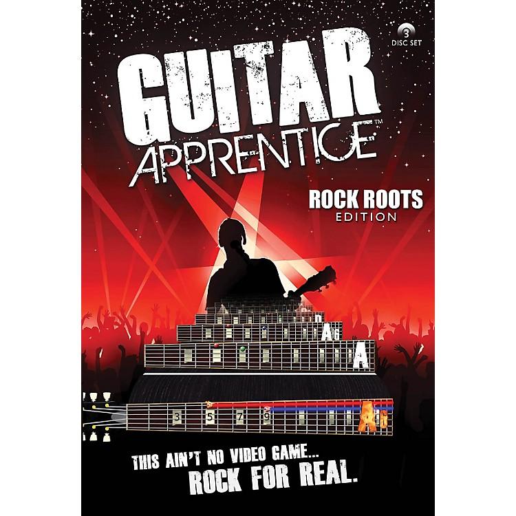 Hal LeonardGuitar Apprentice Rock Roots DVD