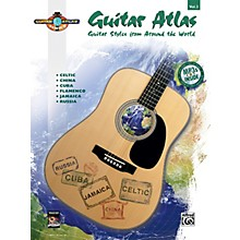 Alfred Guitar Atlas: Complete - Volume 2 (Book/CD)
