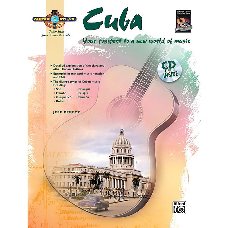 AlfredGuitar Atlas: Cuba (Book/CD)