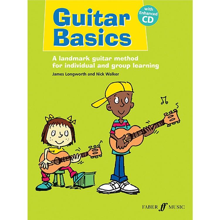 Faber Music LTDGuitar Basics Book/CD