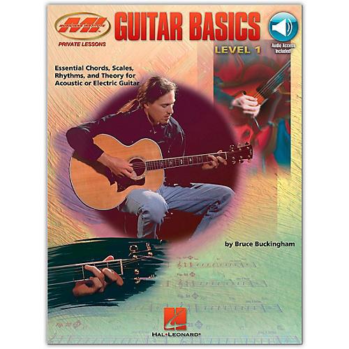 Hal Leonard Guitar Basics (Book/Online Audio)