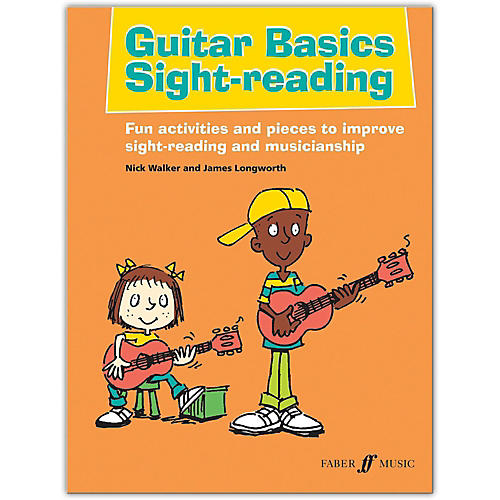 Faber Music LTD Guitar Basics Sight-reading Book-thumbnail