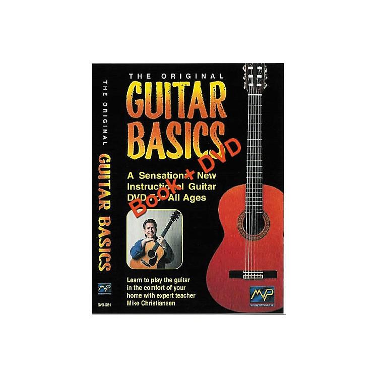 MVPGuitar Basics Volume 1 (Book/DVD)