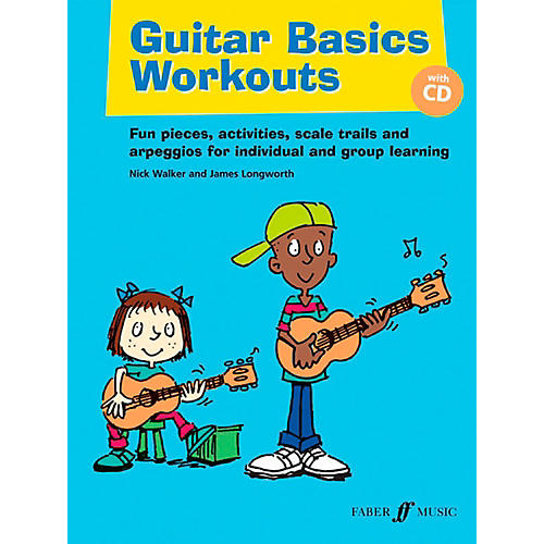 Faber Music LTD Guitar Basics Workouts Book & CD
