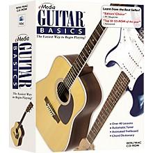 Emedia Guitar Basics v5 Instructional CD Rom