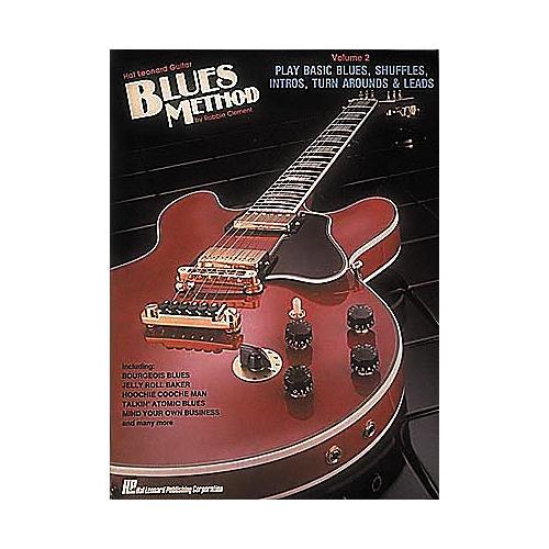 Hal Leonard Guitar Blues Method Book-thumbnail