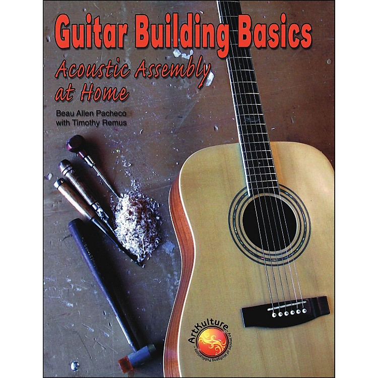 Hal Leonard Guitar Building Basics Acoustic Assembly At Home