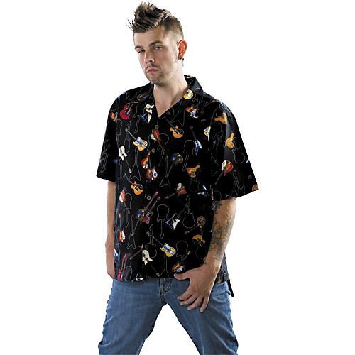 D'em Crazy Guitar Camp Shirt
