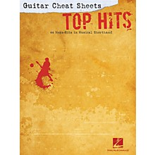 Hal Leonard Guitar Cheat Sheets: Top Hits Cheat Sheets Series Softcover Performed by Various