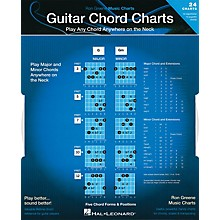 Ron Green Guitar Chord Charts (Play Any Chord Anywhere on the Neck) Guitar Educational Series Written by Ron Greene