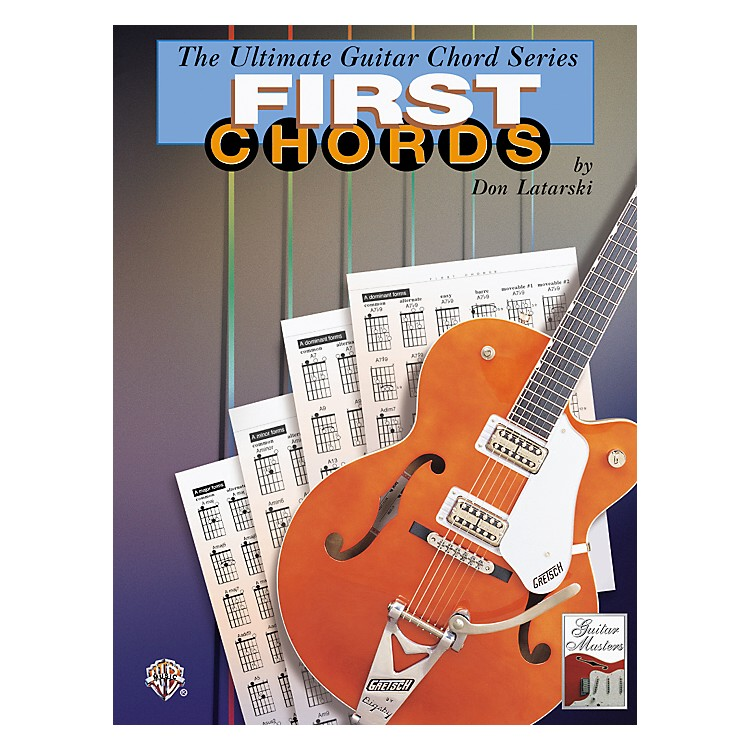 Alfred Guitar Chord Series: First Chords