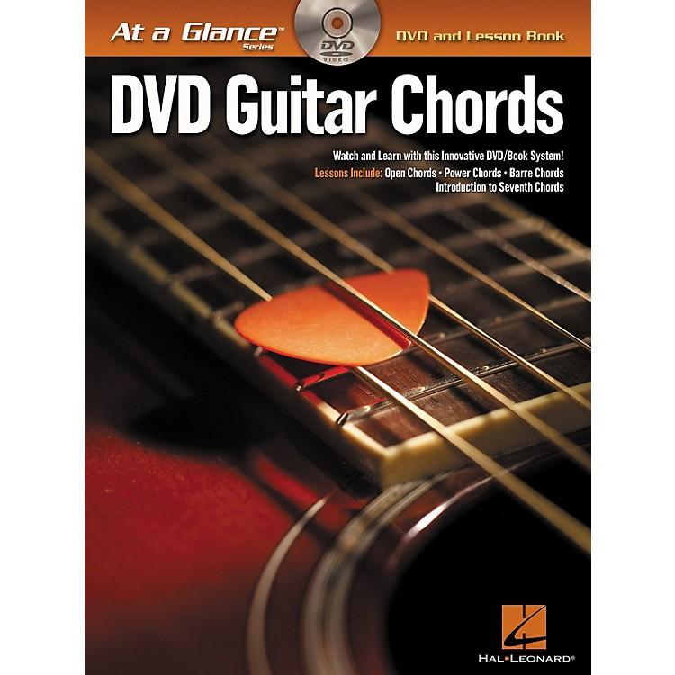 Hal LeonardGuitar Chords DVD with Tab