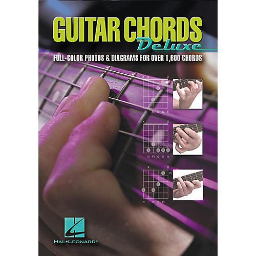 Hal Leonard Guitar Chords Deluxe Book