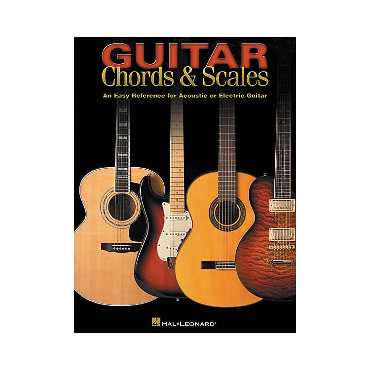 Hal LeonardGuitar Chords and Scales Book