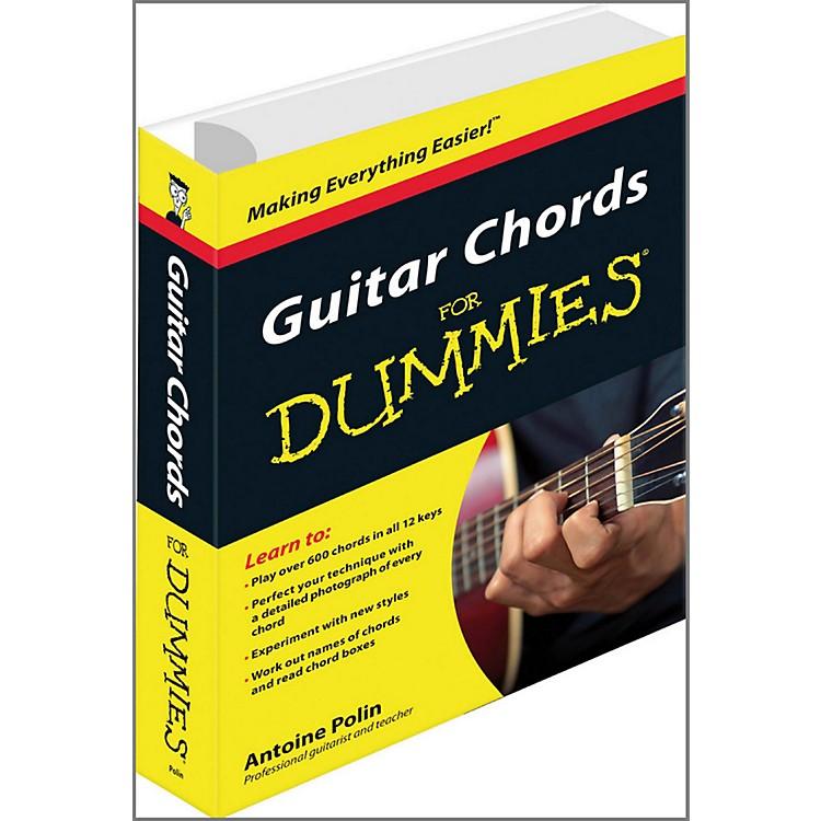 Mel BayGuitar Chords for Dummies