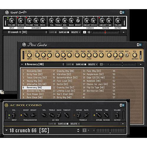 Native Instruments Guitar Combos Bundle-thumbnail