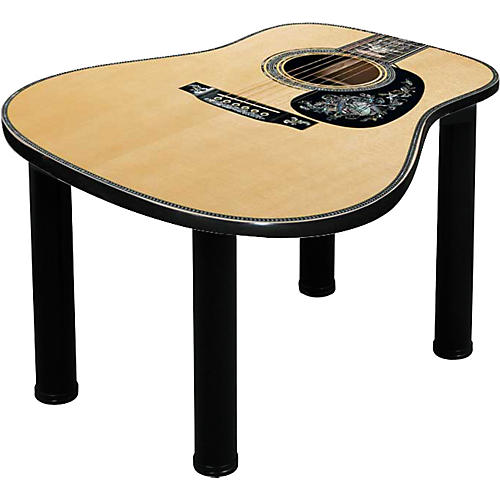 Martin Guitar D100 End Table