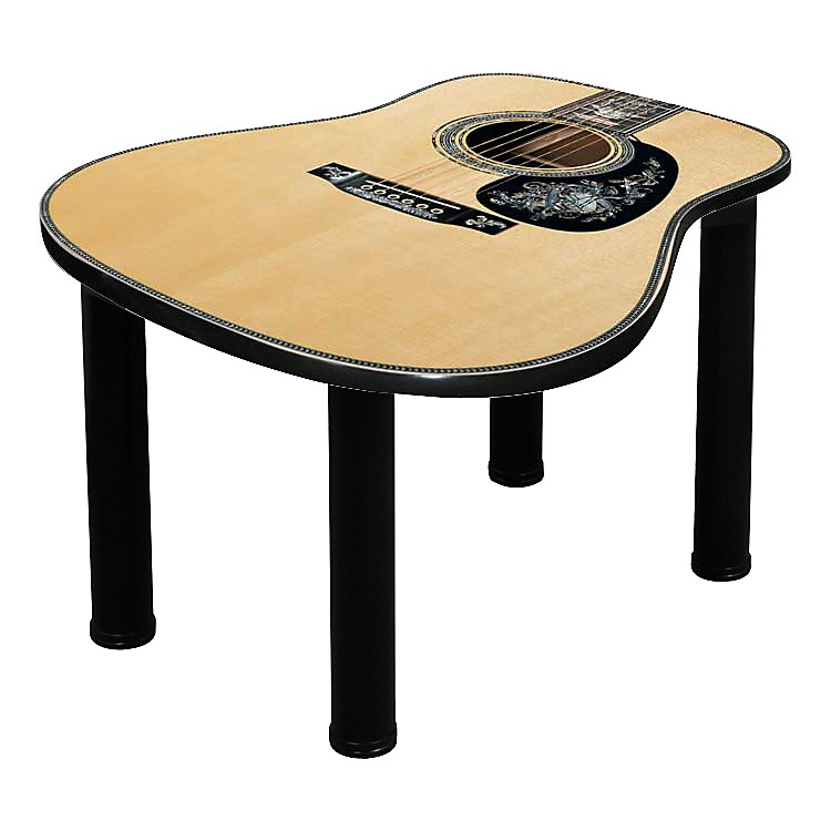 Martin guitar d100 end table musician 39 s friend for Table 00 martin szekely