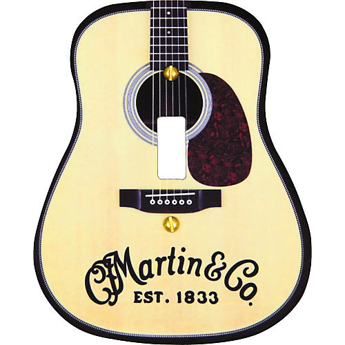 Martin Guitar D28 Switch Coverplate