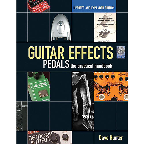 Hal Leonard Guitar Effects Pedals: The Practical Handbook Book/CD