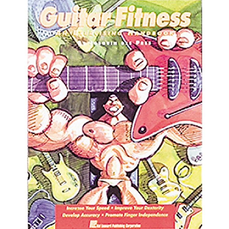 Hal LeonardGuitar Fitness Exercise Handbook