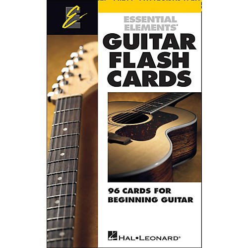 hal leonard guitar flash cards essential elements guitar extras musician 39 s friend. Black Bedroom Furniture Sets. Home Design Ideas
