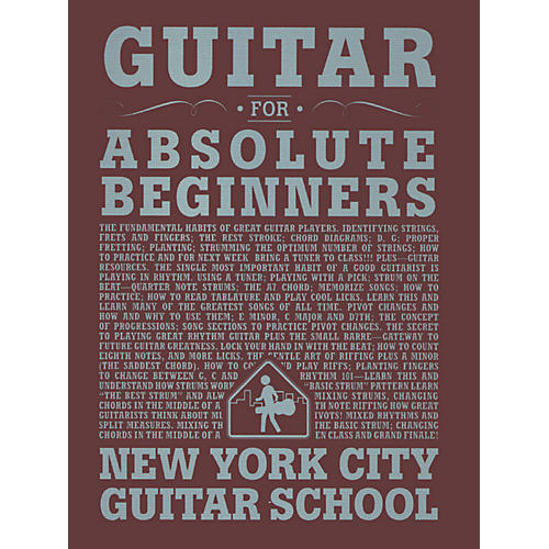 carl fischer guitar for absolute beginners book new york city guitar school musician 39 s friend. Black Bedroom Furniture Sets. Home Design Ideas