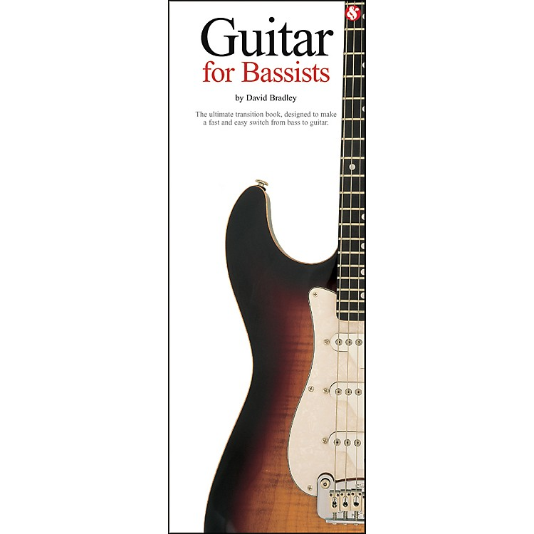 Music Sales Guitar For Bassists (Book)