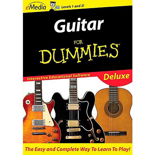 Emedia Guitar For Dummies Deluxe - Digital Download