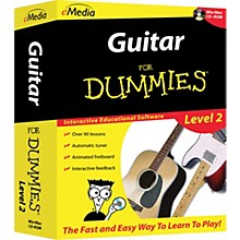 Emedia Guitar For Dummies Level 2 - CD-ROM