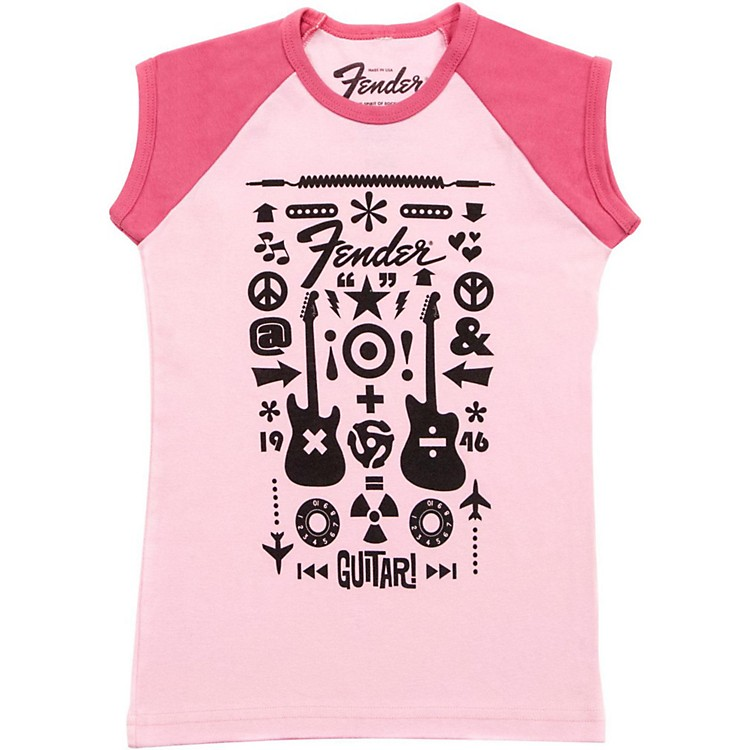 FenderGuitar Formula Youth T-Shirt