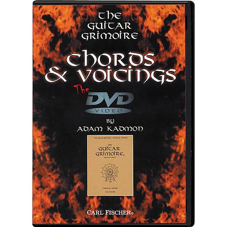 Carl FischerGuitar Grimoire Vol. 2 Chords and Voicings DVD
