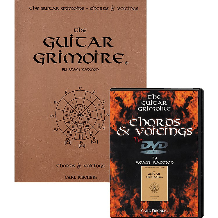 Carl FischerGuitar Grimoire Vol. 2 Pack (Book/DVD)