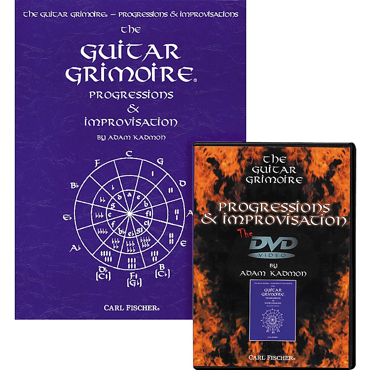 Carl Fischer Guitar Grimoire Vol. 3 Pack (Book/DVD)